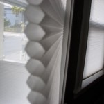 Old Windows? Insulate Them with Honeycomb Shades.