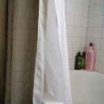 Cloth Shower Curtains
