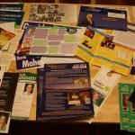 Digging through Cambridge Candidates' Trash