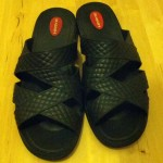Random Tip: Half Off Okabashi Recycled Sandals